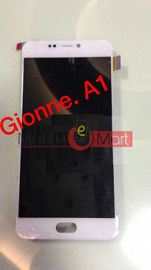 Gionee A1 folder combo lcd display