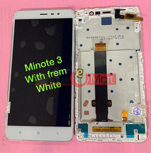 Lcd Display+Touch Screen Digitizer Panel For Xiaomi Redmi Note 3