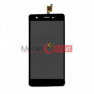 Lcd Display With Touch Screen Digitizer Panel For Lava P7 Plus