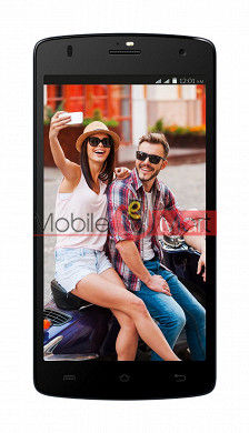 Lcd Display+Touch Screen Digitizer Panel For Lava Iris Selfie 50