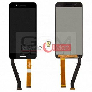 Lcd Display+Touch Screen Digitizer Panel For HTC Desire 728G Dual SIM