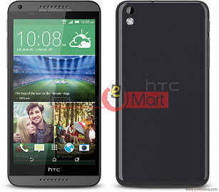 Lcd Display+TouchScreen Digitizer Panel For HTC Desire 816