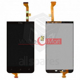Lcd Display TouchScreen Digitizer For HTC Desire 501 Dual Sim