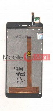 Lcd Display With Touch Screen Digitizer Panel For Karbonn Aura Power 4G