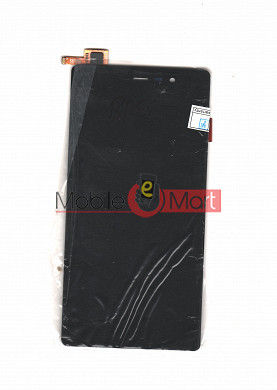 Lcd Display With Touch Screen Digitizer Panel For Karbonn Titanium S205 2GB