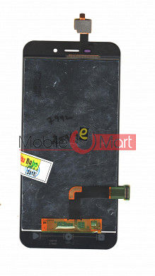 Lcd Display With Touch Screen Digitizer Panel For Karbonn Titanium Vista 4g