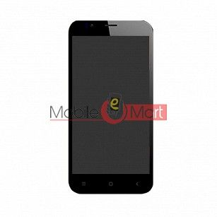 Lcd Display With Touch Screen Digitizer Panel For Karbonn Aura Power