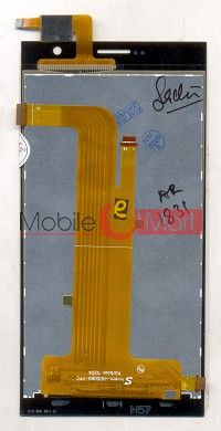 Lcd Display+Touch Screen Digitizer Panel For Karbonn Titanium Dazzle 3 S204