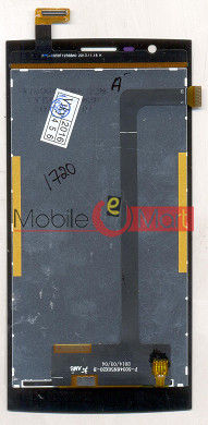 Lcd Display+Touch Screen Digitizer Panel For Karbonn Opium N9