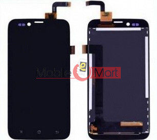 Lcd Display+Touch Screen Digitizer Glass Panel For Karbonn Titanium S5i