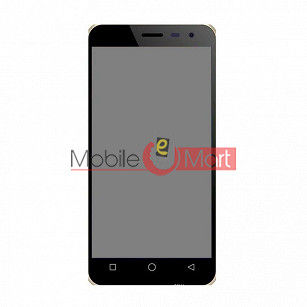 Lcd Display With Touch Screen Digitizer Panel For Micromax Spark Vdeo