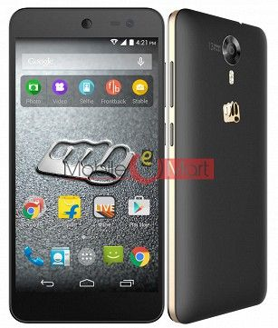 Lcd Display With Touch Screen Digitizer Panel For Micromax Canvas Xpress 2 E313