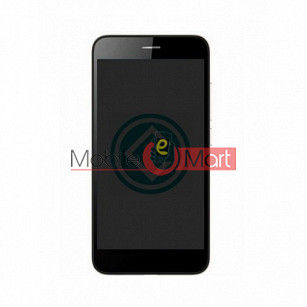 Lcd Display With Touch Screen Digitizer Panel For Micromax Canvas Unite 4 Pro Q465
