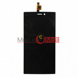 Lcd Display With Touch Screen Digitizer Panel For Micromax Q414
