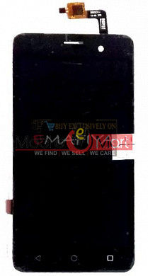 Lcd Display+Touch Screen Digitizer Panel For Micromax Canvas Spark 2 Plus Q350