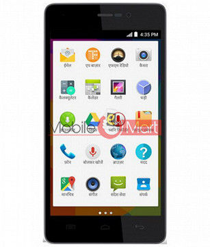 Lcd Display+Touch Screen Digitizer Panel For Micromax Unite 3 Q374