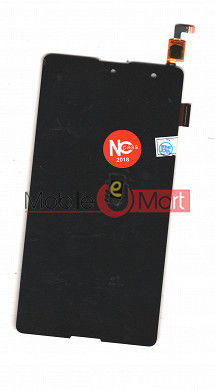 Lcd Display+Touch Screen Digitizer Panel For Micromax Canvas Fire 5 Q386