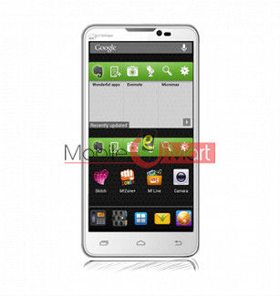 Lcd Display+Touch Screen Digitizer Panel For Micromax Canvas DOODLE A111