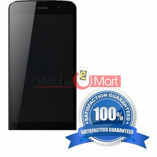 Lcd Display+Touch Screen Digitizer Panel For Micromax A108 Canvas L