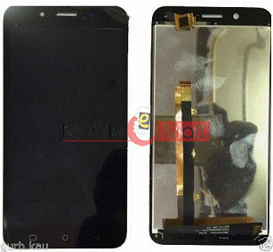 Lcd Display+Touch Screen Digitizer Panel For Micromax Q391 Canvas Doodle 4