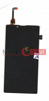 Lcd Display+Touch Screen Digitizer Panel For Micromax YU Yuphoria YU5010