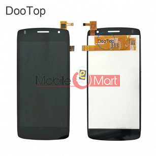 Lcd Display+Touch Screen Digitizer Panel For Micromax A114R CANVAS BEAT