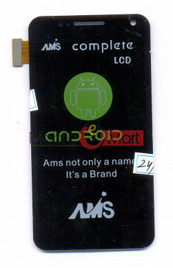 Lcd Display+Touch Screen Digitizer Panel For Micromax A90s