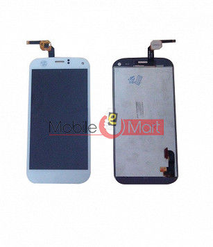 Lcd Display+Touch Screen Digitizer For Micromax A250 Canvas Turbo