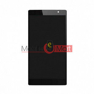 Lcd Display With Touch Screen Digitizer Panel For Intex Cloud Jewel