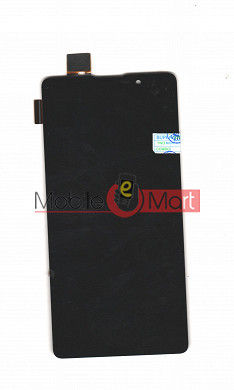 Lcd Display With Touch Screen Digitizer Panel For Intex Aqua Power 4G