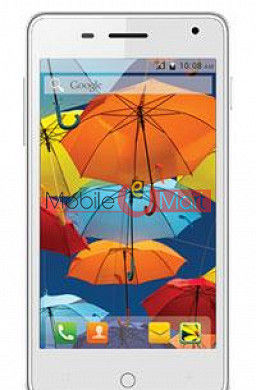Lcd Display With Touch Screen Digitizer Panel For Intex Aqua Style 4.0