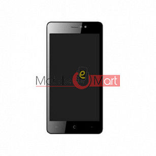 Lcd Display+Touch Screen Digitizer Panel For Intex Cloud Zest