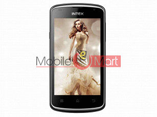 Lcd Display+Touch Screen Digitizer Panel For Intex Aqua Superb