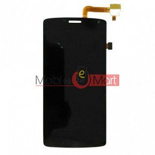 Lcd Display+Touch Screen Digitizer Panel For Intex Aqua Star Power