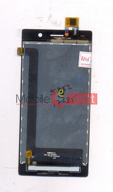 Lcd Display+Touch Screen Digitizer Panel For  Intex Cloud Power Plus