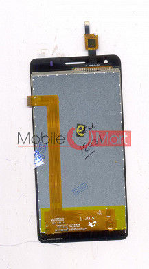 Lcd Display+Touch Screen Digitizer Panel For Intex Aqua Star 2