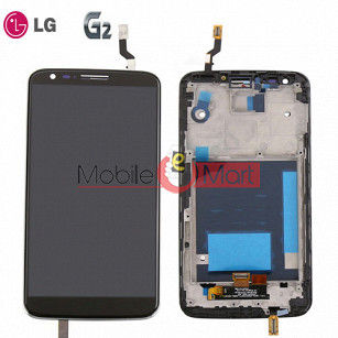 Lcd Display+Touch Screen Digitizer Panel For LG G2 D802