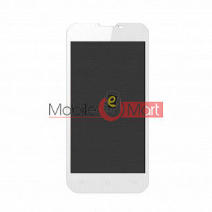 Lcd Display With Touch Screen Digitizer Panel For Lava Iris 500