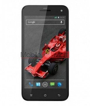 Lcd Display+Touch Screen Digitizer Panel For XOLO Q1000S Plus