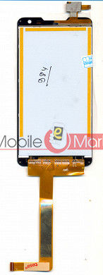 Lcd Display+Touch Screen Digitizer Panel For Lava Iris 504q