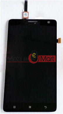 Lcd Display With Touch Screen Digitizer Panel For Lenovo S860