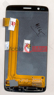 Lcd Display+Touch Screen Digitizer Glass For Lava Xolo Q610S