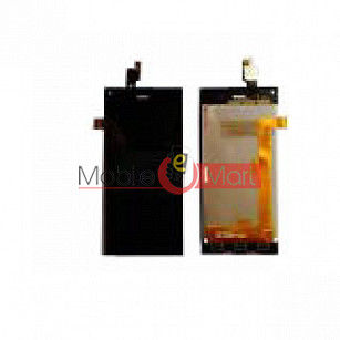 Lcd Display+TouchScreen Digitizer Panel For Lava Xolo Q600s
