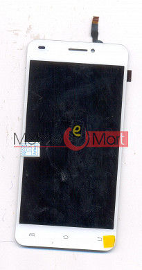 Lcd Display+TouchScreen Digitizer Panel For Lava Xolo Q1200