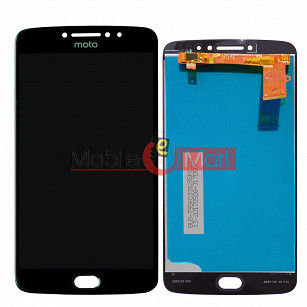 Lcd Display With Touch Screen Digitizer Panel For Moto E4 Plus