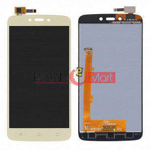 Lcd Display With Touch Screen Digitizer Panel For Motorola Moto C Plus