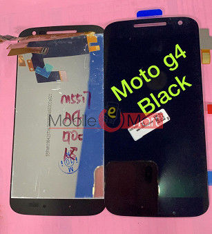 Lcd Display With Touch Screen Digitizer Panel For Motorola Moto G4