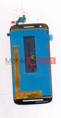 Lcd Display With Touch Screen Digitizer Panel For Motorola Moto E3 Power
