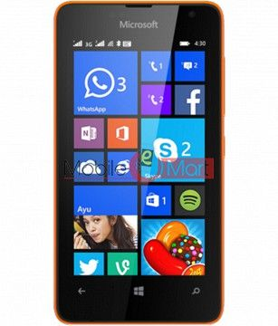 Lcd Display+Touch Screen Digitizer Panel For Microsoft Lumia 430