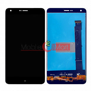 Lcd Display With Touch Screen Digitizer Panel For  Panasonic P55 Max